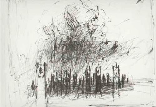Dieter Rex - - CHATIN - OriginalZinkographie des Willi SITTE-Schülers aus HALLE 1985 handsigniert & betitelt kopen? Bied vanaf 65!