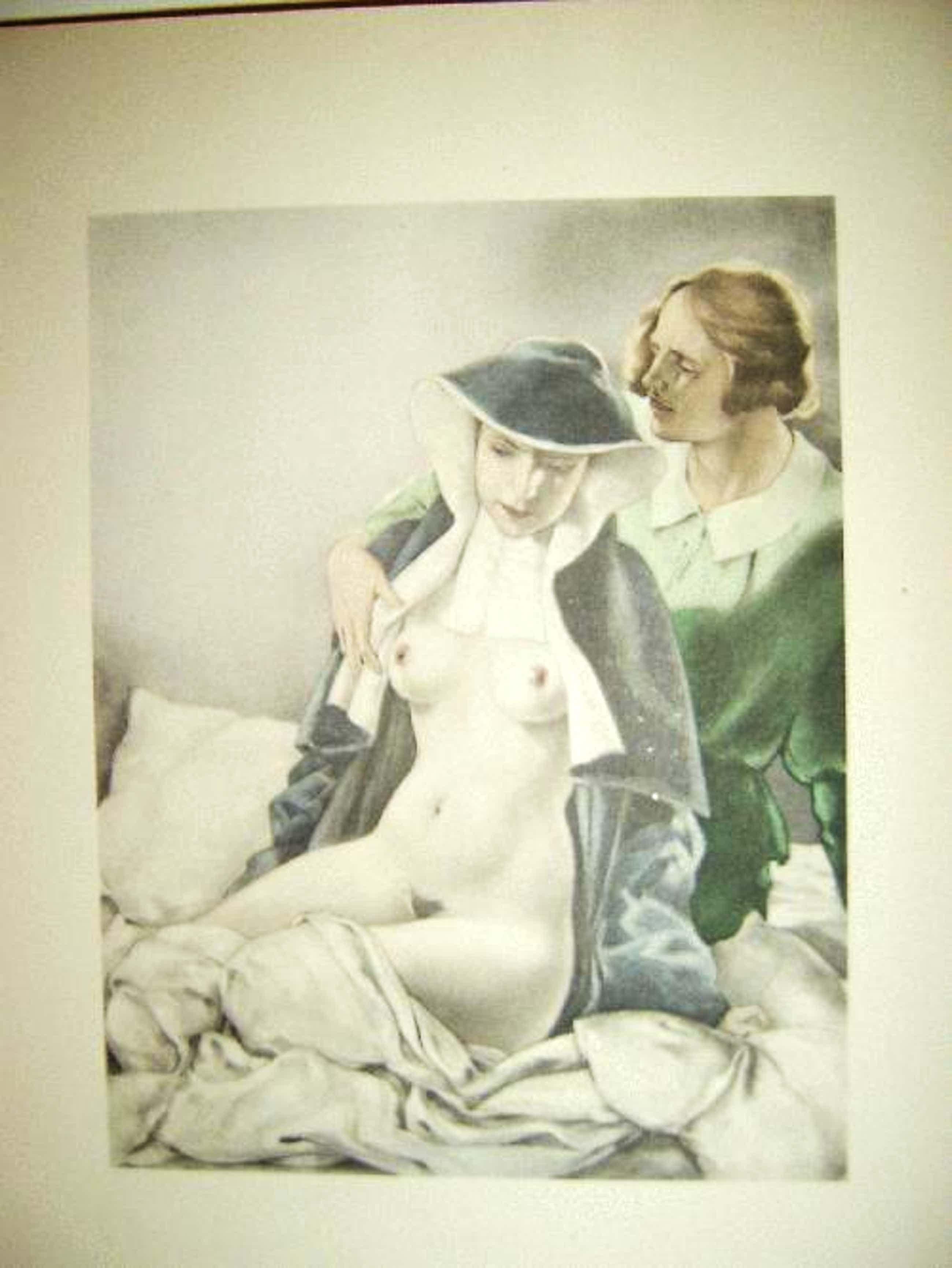 Umberto Brunelleschi - -CONTES ET NOUVELLES DE LA FONTAINE-, 1. Ausgabe, 1938 kopen? Bied vanaf 190!