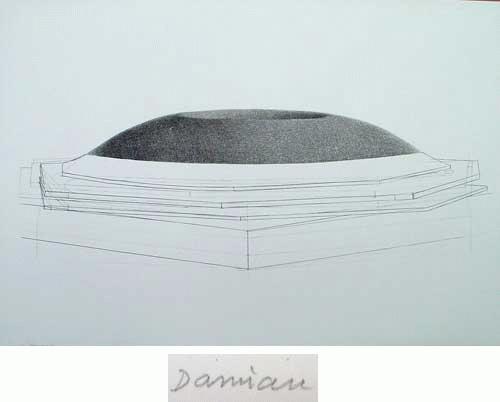 Horia Damian - -GALAXY I-, großformatige Farbserigrafie, handsigniert, datiert, numeriert kopen? Bied vanaf 560!