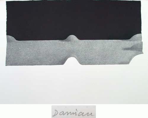 Horia Damian - -GALAXY III-, großformatige Farbserigrafie, handsigniert, datiert, numeriert kopen? Bied vanaf 560!