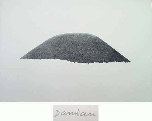 Horia Damian - -GALAXY IX-, großformatige Farbserigrafie, handsigniert, datiert, numeriert kopen? Bied vanaf 560!