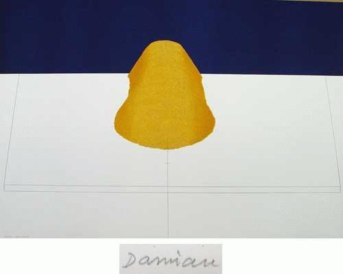 Horia Damian - -GALAXY V-, großformatige Farbserigrafie, handsigniert, datiert, numeriert kopen? Bied vanaf 560!
