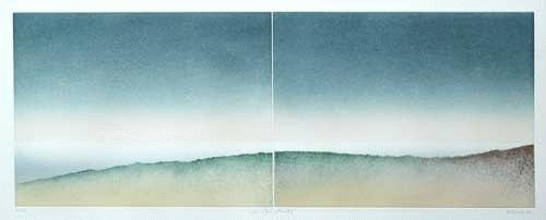 Jean Solombre - -IN SILENCE- großformatige Farbradierung von 2 Platten auf Bütten, handsigniert, numeriert, betitelt kopen? Bied vanaf 220!