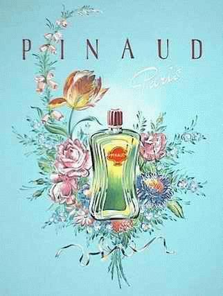 Günther Löper - - PINAUD PARIS - PARFUM-WERBUNG- Werbegraphik des Orientmaler - Tusche/Aquarell - signiert kopen? Bied vanaf 75!