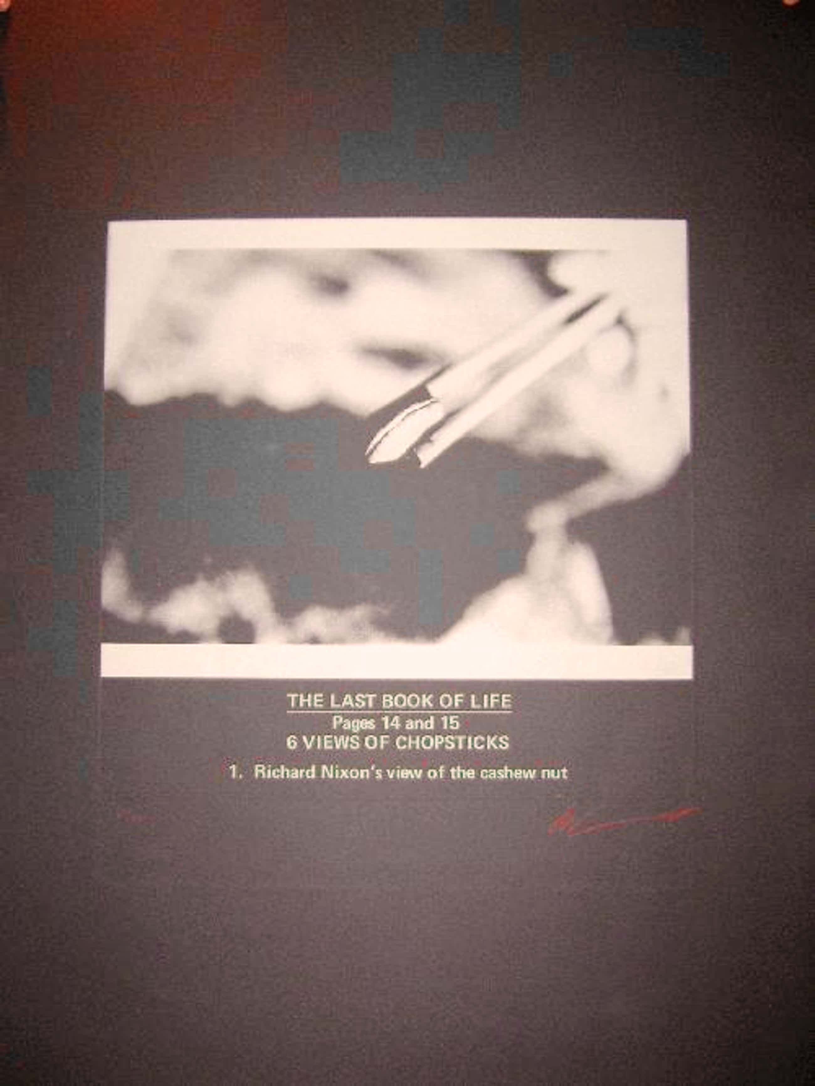Les Levine - THE LAST BOOK OF LIFE I- , handsigniert kopen? Bied vanaf 590!