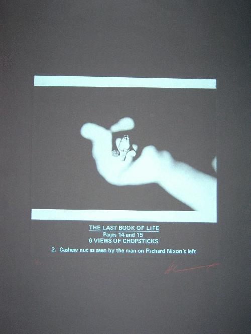 Les Levine - -THE LAST BOOK OF LIFE II- großformatige Farbradierung und Farbserigrafie auf Bütten, handsigniert kopen? Bied vanaf 590!
