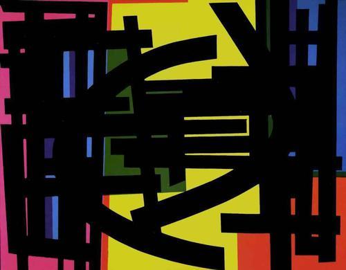 Edgard Pillet - 1956 - Handsign. KONSTRUKTIVISTISCHER OriginalSiebdruck/OffsetLithographie (L ART D AUJOURD HUI) kopen? Bied vanaf 140!