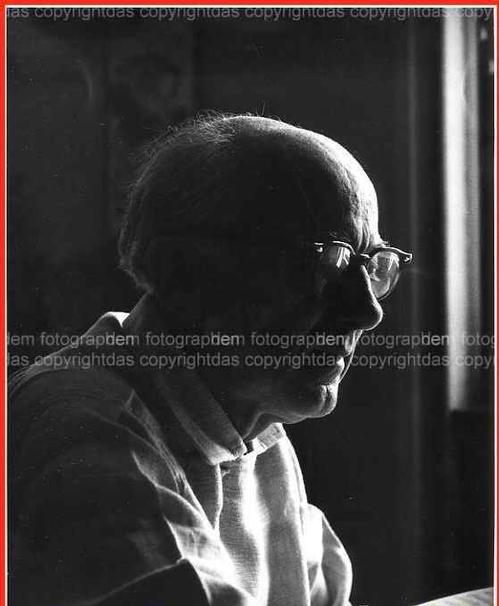 Sidney Cowell - 1959 Signed Portrait of the composer HENRY COWELL teacher of John CAGE (Vintage) OriginalFotographie kopen? Bied vanaf 220!