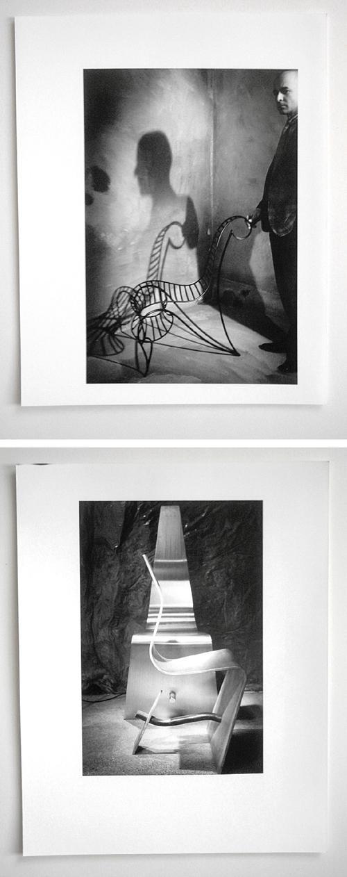 Andrè Dubreuil - 2 Orig.-Photographien, 1987. kopen? Bied vanaf 160!
