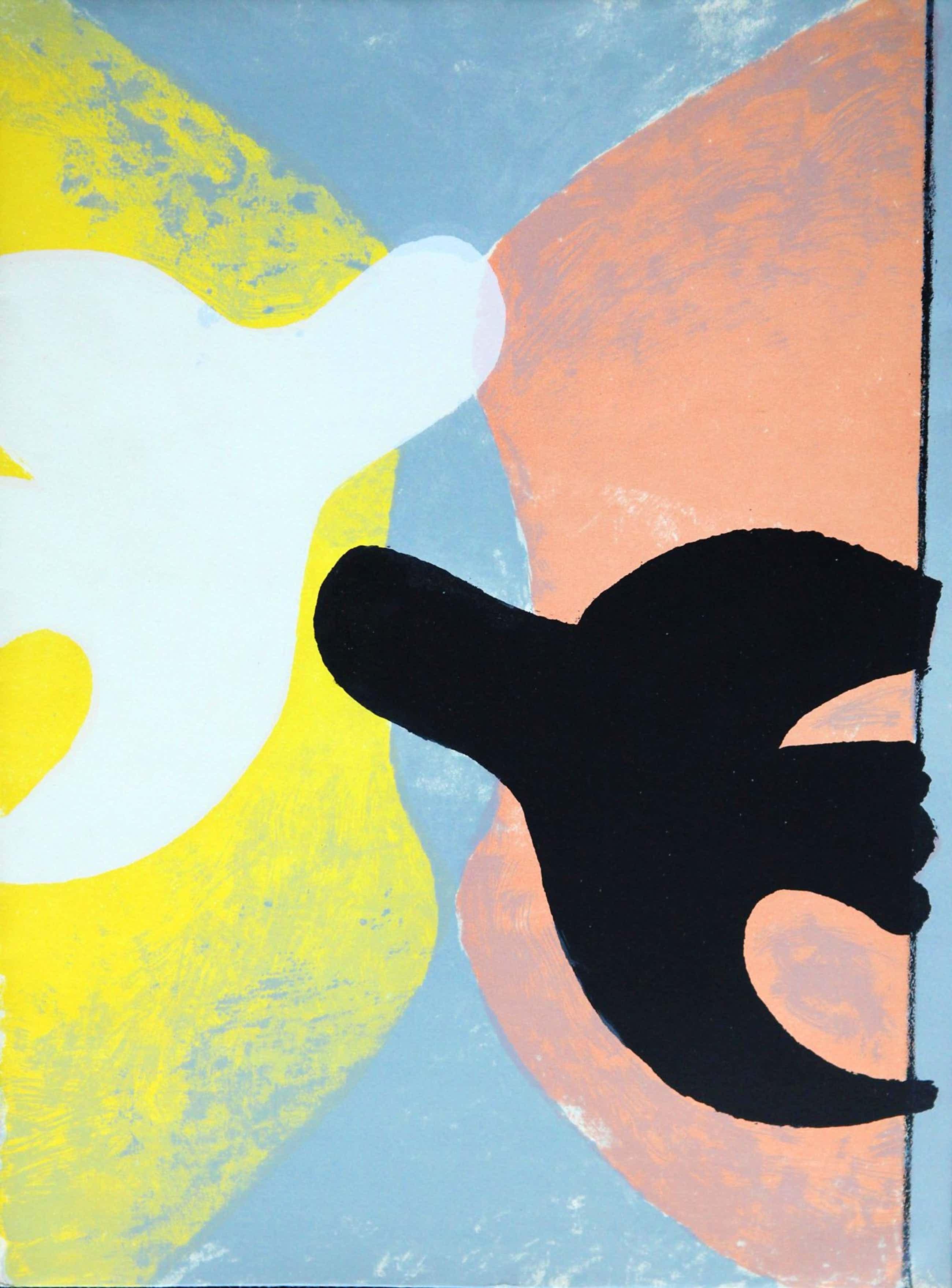 Georges Braque - Résurrection de l'oiseau, 4 Lithos kopen? Bied vanaf 1500!