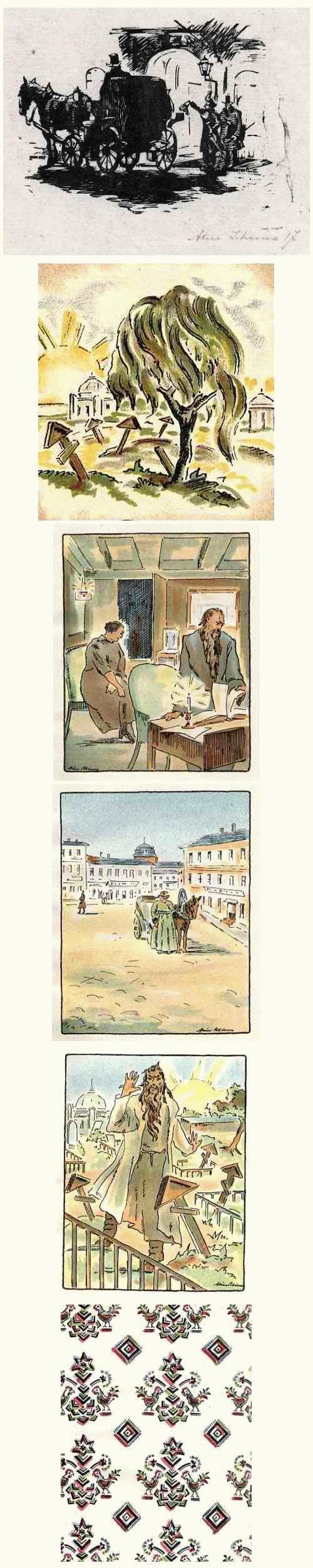Alice Schinz - ABSCHIED - OriginalHolzschnitt 1917 handsigniert + 8 OriginalLithographien zu Das SCHWEIGEN 1920 kopen? Bied vanaf 85!
