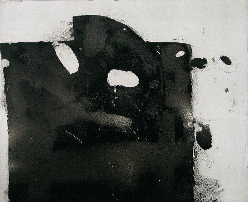 Peter Tomschiczek - Abstrakte Radierung, 1985, signiert und nummeriert kopen? Bied vanaf 55!