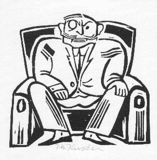 Franz Maria Jansen - ARRIVIERT - Handsignierter OriginalHolzschnitt d.RHEINISCH-BERGISCHEN SEZESSIONisten (KÖLN-BERLIN) kopen? Bied vanaf 69!