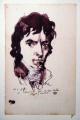 Horst Janssen - Beethoven, 11.6.87, handsigniert kopen? Bied vanaf 100!