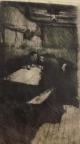 Kathe Kollwitz - Beratung. Radierung, 1893/97. kopen? Bied vanaf 150!