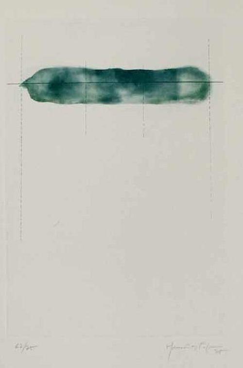 Joan Hernandez Pijuan - Color Per A Un Paisatge, Farbradierung, 1977, signiert kopen? Bied vanaf 150!