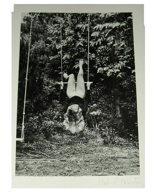 Helmut Newton - Croix Valmer 1976, Handsigniert. Vintage. kopen? Bied vanaf 350!