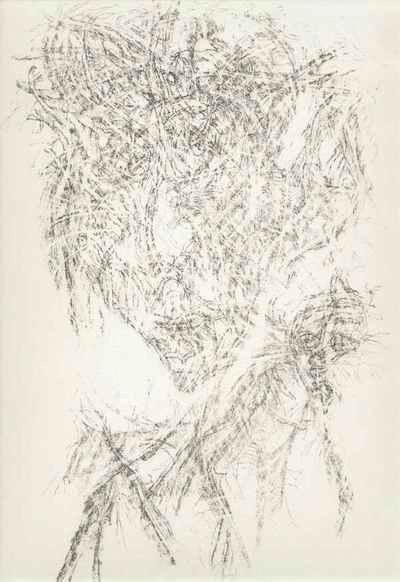Wolfgang Berger - Das ANTLITZ - handsignierte OriginalLithographie des Malers & Autoren 1987 - LEIPZIGER BLAUE REITER kopen? Bied vanaf 52!