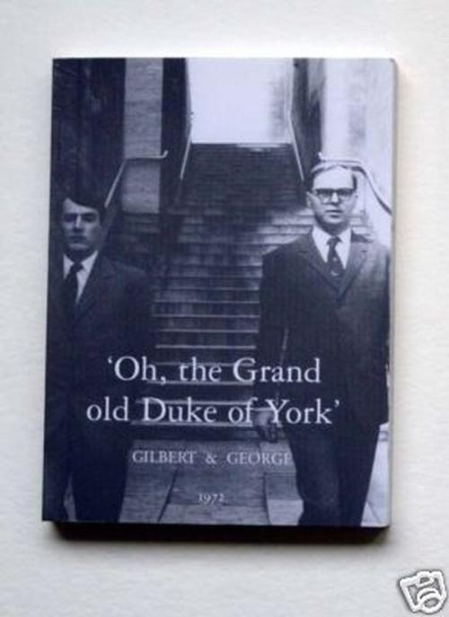 Gilbert & George - Daumenkino, 1996, handsigniert und numeriert, Exemplar-Nr. 121/900 kopen? Bied vanaf 95!