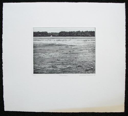 Michael Rausch - Dazwischen. Radierung, 1988. kopen? Bied vanaf 50!