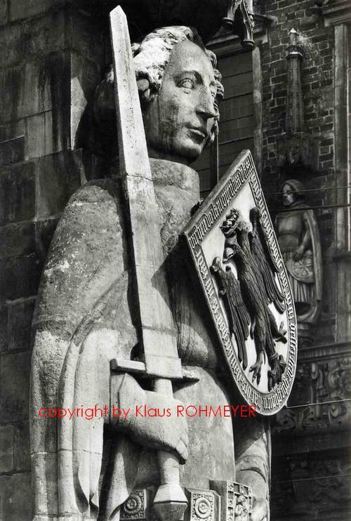 Klaus Rohmeyer - Der BREMER ROLAND - Handsignierte OriginalFotographie des FISCHERHUDEr MERIAN-Fotographen kopen? Bied vanaf 65!