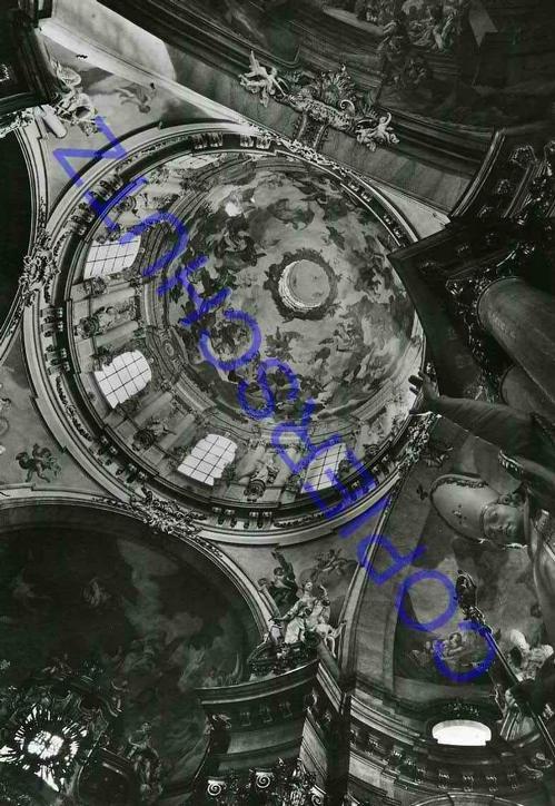 Josef Ehm - DOMKUPPEL - PRAG 1964 - OriginalFotographie des Fotographen der TSCHECHISCHEN AVANGARDE kopen? Bied vanaf 120!
