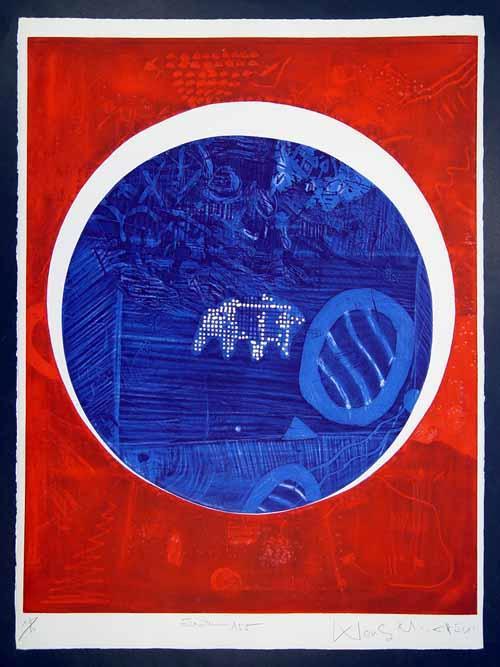 Wong Moo-Chew - Ecriture 155 - Farbradierung auf Bütten - 1973 - handsigniert, nummeriert und betitelt kopen? Bied vanaf 80!