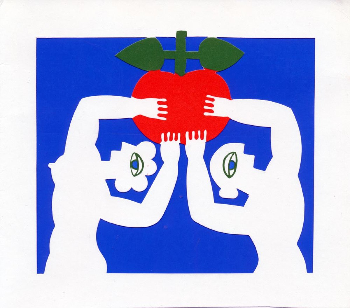 Herbert Schneider - Einladung Gunzenhauser 1975, Serigrafie kopen? Bied vanaf 30!