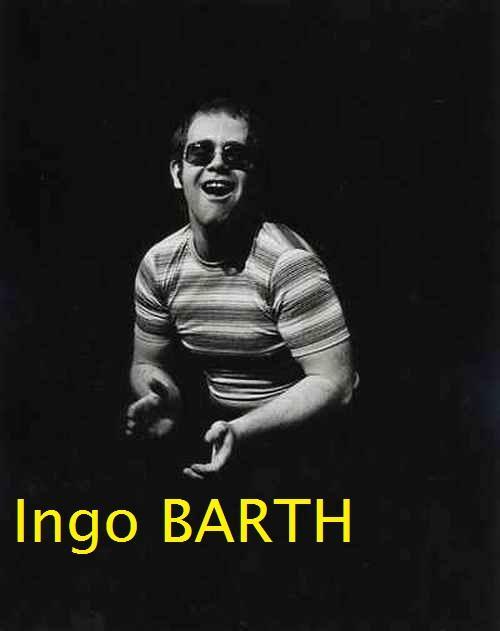 Ingo Barth - Elton JOHN - 1972 - Ein Portrait in Baryt - Handsigniert (Referenz: Villa GRISEBACH 107.2003) kopen? Bied vanaf 350!