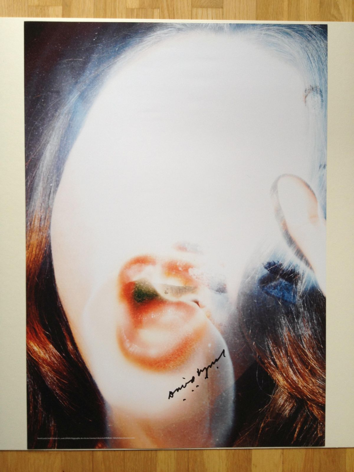 David Lynch - Emily Scream #1, 2008/2010, Offsetlithografie kopen? Bied vanaf 300!