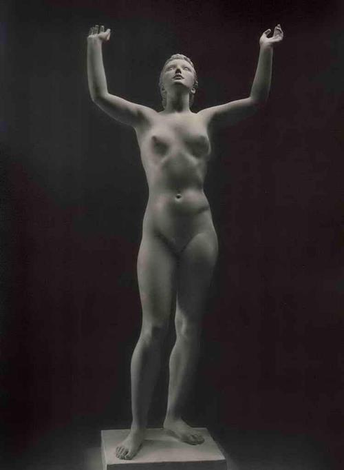 Arno Breker - EOS - Charlotte ROHRBACH 1944 - BromSilberAbzug 30 x 40 cm VINTAGE kopen? Bied vanaf 190!