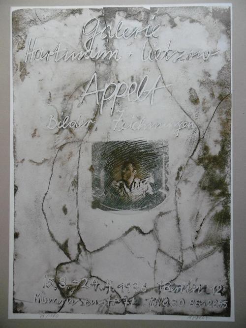 Dieter Appelt - Farboffsetdruck, 1976, limitiert auf 100 Exemplare, handsigniert und nummeriert kopen? Bied vanaf 75!