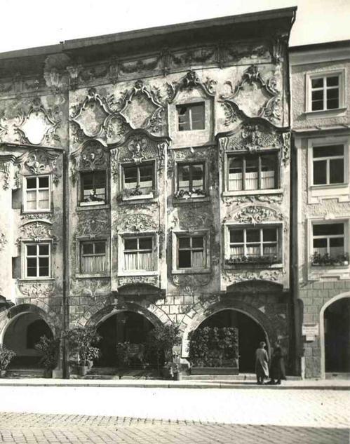 Paul W. John - Fotografiert OBERBAYERN - WASSERBURG am INN - PATRIZIERHAUS der FAMILIE von KERN - VINTAGE um 1935 kopen? Bied vanaf 42!