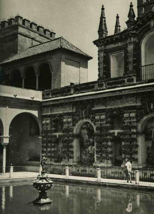Paul W. John - FOTOGRAFIERT: SPANIEN - Handabzug des berühmten 30gerJahre-Fotografen - HANDSCHRIFTL TITULIERT 1935 kopen? Bied vanaf 35!