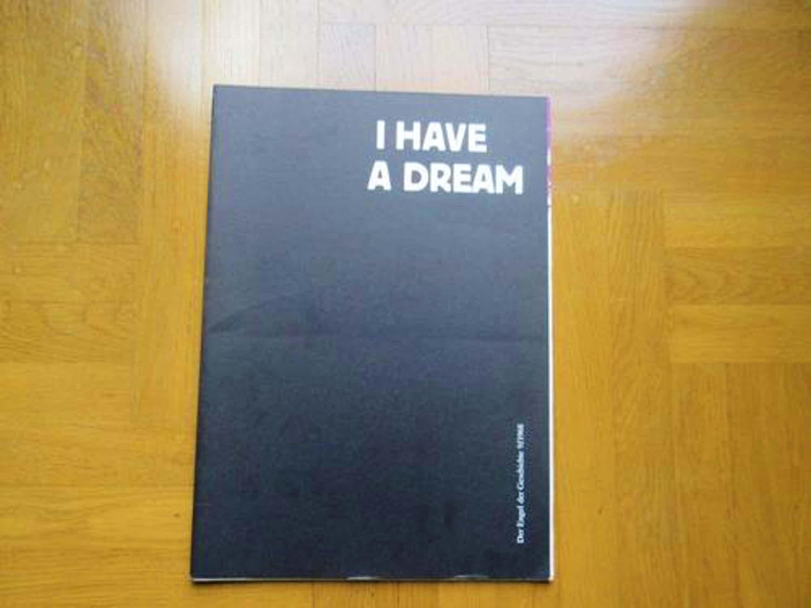 Helmut Andreas Paul Grieshaber - Grieshaber, HAP : Engel der Geschichte Nr. 9/1968 I HAVE A DREAM kopen? Bied vanaf 60!