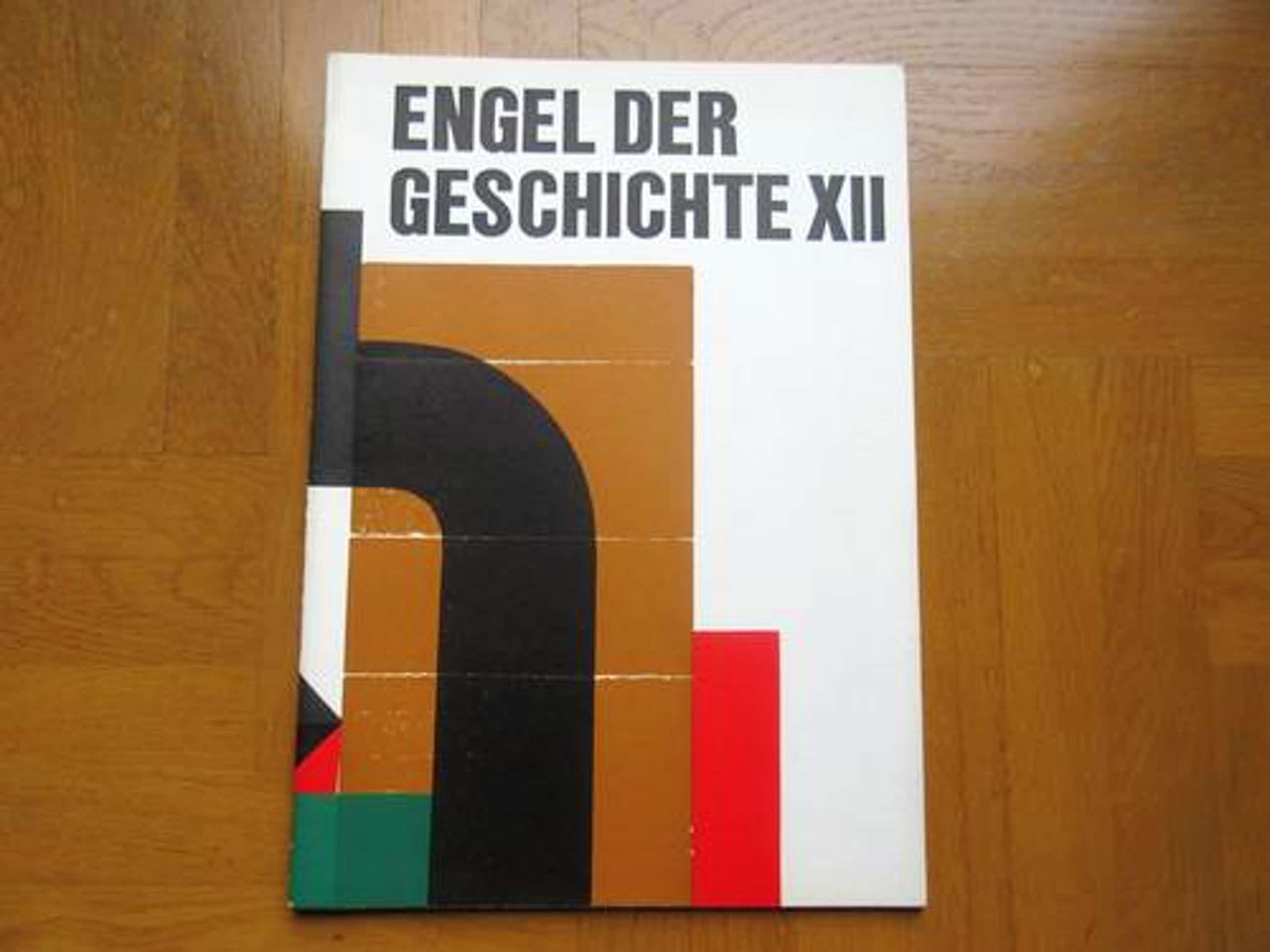 Helmut Andreas Paul Grieshaber - Grieshaber, HAP : Engel der Geschichte Nr. XII/1969 kopen? Bied vanaf 30!