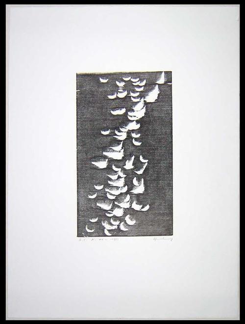 Hans Hartung - H14, 1973, Holzschnitt, signiert kopen? Bied vanaf 350!
