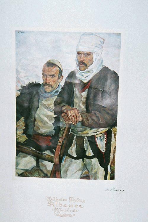 Wilhelm Thöny - HANDSIGNIERTER FARBOFFSET, handsigniert von Wilhelm Thöny (Graz 1888 - 1949 New York) kopen? Bied vanaf 69!
