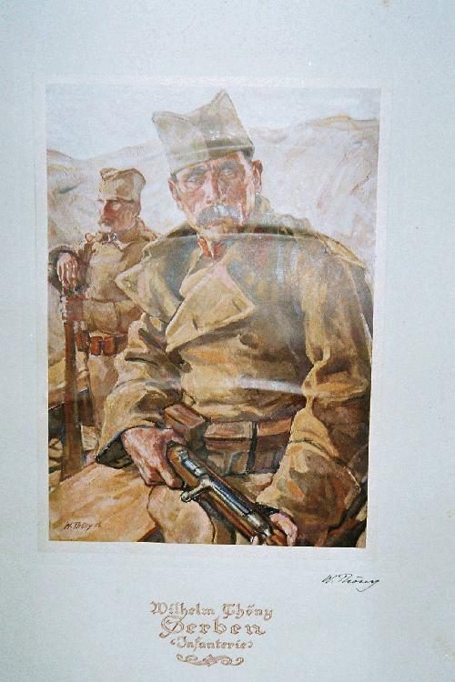 Wilhelm Thöny - handsignierter Farboffset von Wilhelm Thöny (Graz 1888-1949 New York) kopen? Bied vanaf 69!