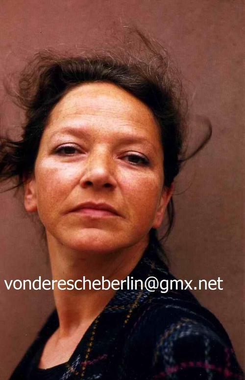 Ingo Barth - Handsigniertes Portrait: Anna JONAS - Schriftstellerin & LYRIKERIN - OriginalFarbfotographie kopen? Bied vanaf 65!