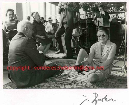 Ingo Barth - Handsigniertes Portrait: Schaupielerin Grete WEISER - Handabzug des Fotographen - VINTAGE kopen? Bied vanaf 95!