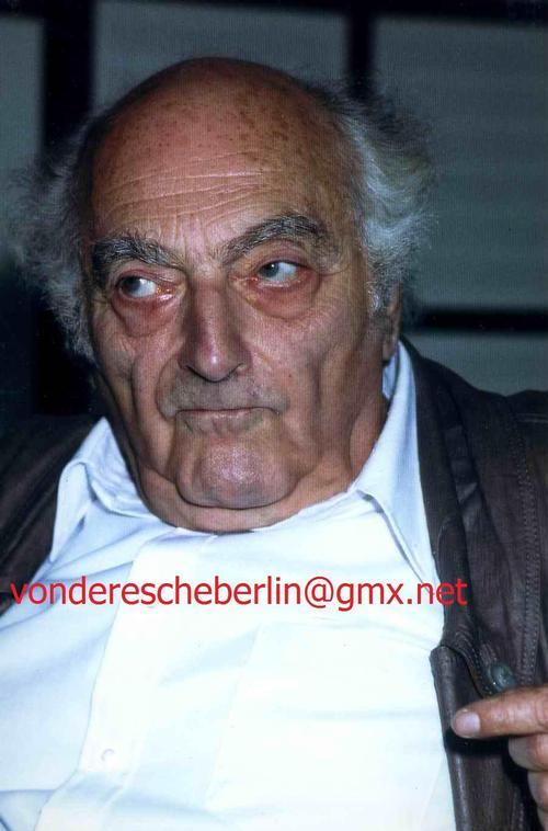 Ingo Barth - Handsigniertes Portrait: Stefan HEYM - Schriftsteller & Gründer des Komitees für Gerechtigkeit kopen? Bied vanaf 75!
