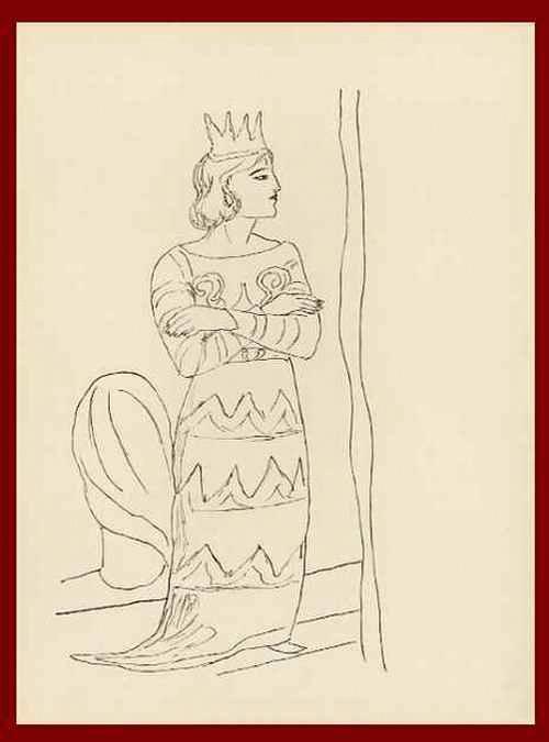 Max Beckmann - HELENA - Vor dem PALAST des MENELAS zu SPARTA - 1957, mit dem Prägestempel der BlattNummer (16) kopen? Bied vanaf 54!