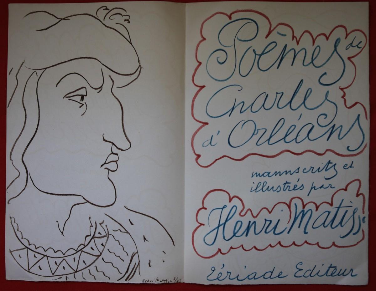 Henri Matisse - Henri Matisse: 100 Original-Farblithographien, signiert kopen? Bied vanaf 1900!