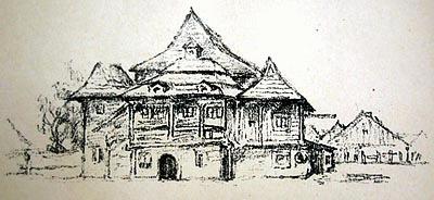 Hermann Struck - Hermann Struck Synagoge in Polen Litho 1918 kopen? Bied vanaf 45!