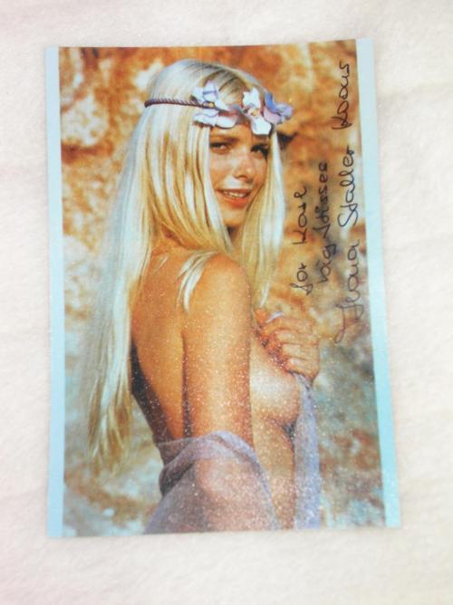 Jeff Koons - Ilona Staller-Koons, handsigniert mit Widmung, Fotograf unbekannt kopen? Bied vanaf 350!