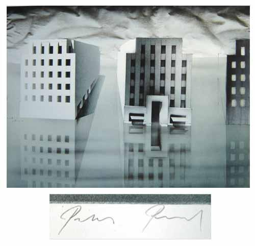 Peter Paul - John Cale Paris 1919 - Farblithographie auf Bütten 1977, handsigniert und nummeriert 29/100 kopen? Bied vanaf 120!