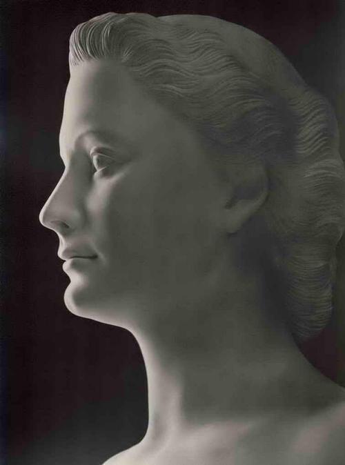 Arno Breker - KOPF der SCHREITENDEN - Charlotte ROHRBACH 1944 - BromSilberAbzug 30 x 40 cm VINTAGE kopen? Bied vanaf 190!