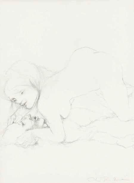 Otto Bachmann - KOPULATIO - Erotische OriginalLithographie handsigniert des SCHWEIZer Zeichners aus ASCONA kopen? Bied vanaf 35!