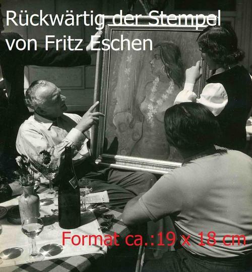Fritz Eschen - KÜNSTLER der BERLINer NACHKRIEGS-BOHEME - 37 OriginalFotografien kopen? Bied vanaf 1295!